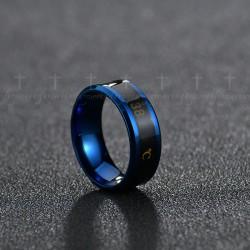 Letdiffery divat hőmérő gyűrű